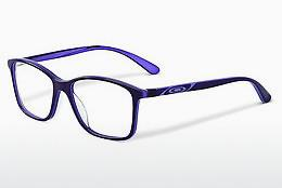 Lunettes design Oakley SHOWDOWN (OX1098 109802) - Pourpre, Transparentes