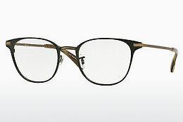 Lunettes design Paul Smith MADDOCK (PM4070 5219) - Vertes, Or