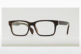 Lunettes design Paul Smith PIRRONI (PM8033 1617) - Brunes, Havanna