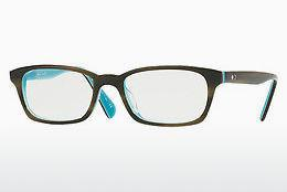 Lunettes design Paul Smith WOODLEY (PM8140 1345) - Vertes, Brunes, Havanna