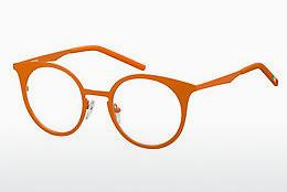 Lunettes design Polaroid PLD D200 1K0 - Orange