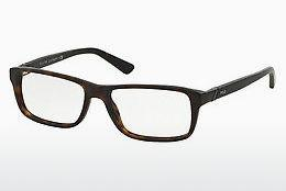 Lunettes design Polo PH2104 5182 - Brunes, Havanna