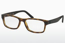 Lunettes design Polo PH2169 5182 - Brunes, Havanna
