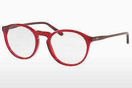 Lunettes design Polo PH2180 5458 - Rouges