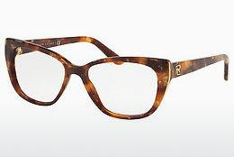 Lunettes design Ralph Lauren RL6171 5615 - Or, Brunes, Havanna