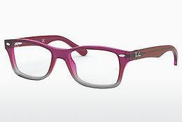 Lunettes design Ray-Ban Junior RY1531 3648 - Rose