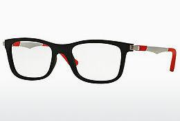Lunettes design Ray-Ban Junior RY1549 3652 - Noires