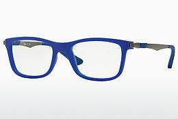 Lunettes design Ray-Ban Junior RY1549 3655 - Bleues