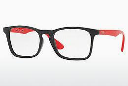 Lunettes design Ray-Ban Junior RY1553 3725 - Noires