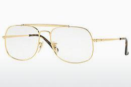 Lunettes design Ray-Ban The General (RX6389 2500) - Or