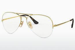 Lunettes design Ray-Ban RX6589 2500 - Or