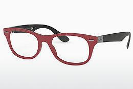 Lunettes design Ray-Ban RX7032 5772 - Rouges, Sand