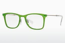 Lunettes design Ray-Ban RX7086 5643 - Vertes