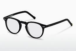Lunettes design Rocco by Rodenstock RR412 A - Noires