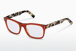 Lunettes design Rocco by Rodenstock RR420 T - Rouges, Brunes, Havanna