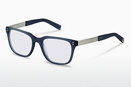 Lunettes design Rocco by Rodenstock RR423 F - Bleues, Transparentes