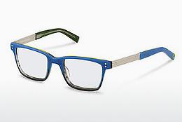 Lunettes design Rocco by Rodenstock RR426 D - Bleues