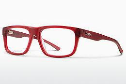 Lunettes design Smith DAGGER 0Z3 - Rouges