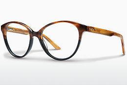 Lunettes design Smith PARLEY OGB - Brunes, Havanna