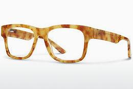 Lunettes design Smith WORKSHOP 2J3 - Orange, Brunes, Havanna, Jaunes