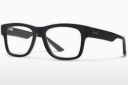 Lunettes design Smith WORKSHOP 807 - Noires