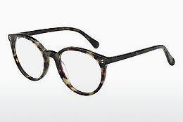 Lunettes design Stella McCartney SC0003O 002 - Brunes, Havanna