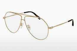 Lunettes design Stella McCartney SC0063O 001 - Or