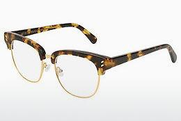 Lunettes design Stella McCartney SC0073OI 002 - Brunes, Havanna