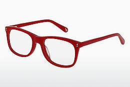 Lunettes design Stella McCartney SK0024O 002 - Rouges