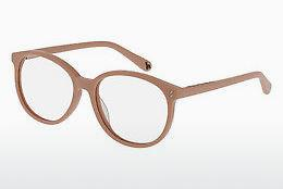 Lunettes design Stella McCartney SK0027O 002 - Brunes, Rose