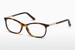 Lunettes design Swarovski SK5164 053 - Havanna, Yellow, Blond, Brown