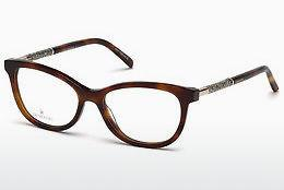 Lunettes design Swarovski SK5211 053 - Havanna, Yellow, Blond, Brown