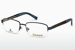 Lunettes design Timberland TB1588 091 - Bleues