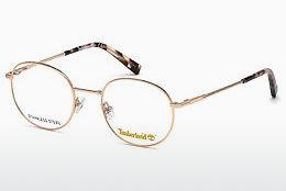 Lunettes design Timberland TB1606 028 - Or