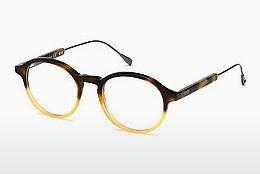 Lunettes design Tod's TO5176 055 - Multicolores, Brunes, Havanna