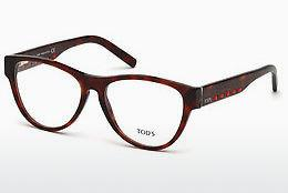 Lunettes design Tod's TO5180 054 - Rouges, Brunes, Havanna
