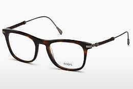 Lunettes design Tod's TO5183 054 - Rouges, Brunes, Havanna