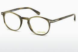 Lunettes design Tom Ford FT5294 064 - Corne, Horn, Brown