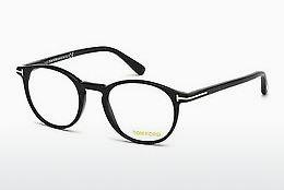 Lunettes design Tom Ford FT5294 52A - Brunes, Dark, Havana