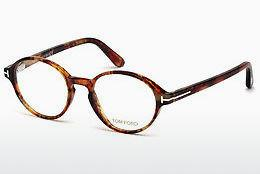 Lunettes design Tom Ford FT5409 053 - Havanna, Yellow, Blond, Brown
