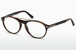 Lunettes design Tom Ford FT5411 062 - Brunes, Horn, Ivory