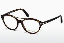 Lunettes design Tom Ford FT5412 052 - Brunes, Dark, Havana