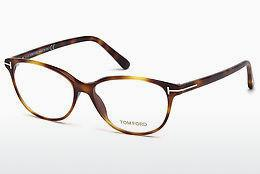 Lunettes design Tom Ford FT5421 053 - Havanna, Yellow, Blond, Brown