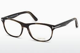 Lunettes design Tom Ford FT5431 062 - Brunes, Horn, Ivory