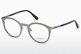 Lunettes design Tom Ford FT5465 014 - Grises, Shiny, Bright