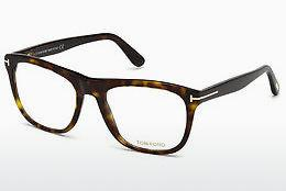 Lunettes design Tom Ford FT5480 052 - Brunes, Dark, Havana