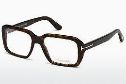 Lunettes design Tom Ford FT5486 052 - Brunes, Dark, Havana