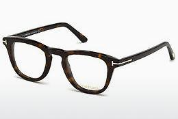 Lunettes design Tom Ford FT5488-B 052 - Brunes, Dark, Havana