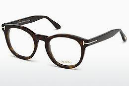 Lunettes design Tom Ford FT5489 052 - Brunes, Dark, Havana