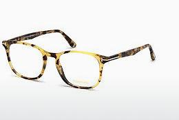Lunettes design Tom Ford FT5505 053 - Havanna, Yellow, Blond, Brown